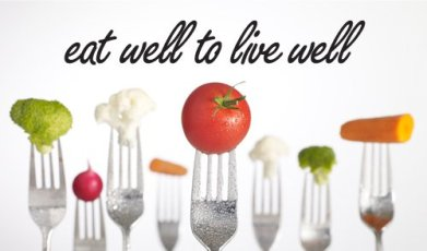 Image result for eat well live well