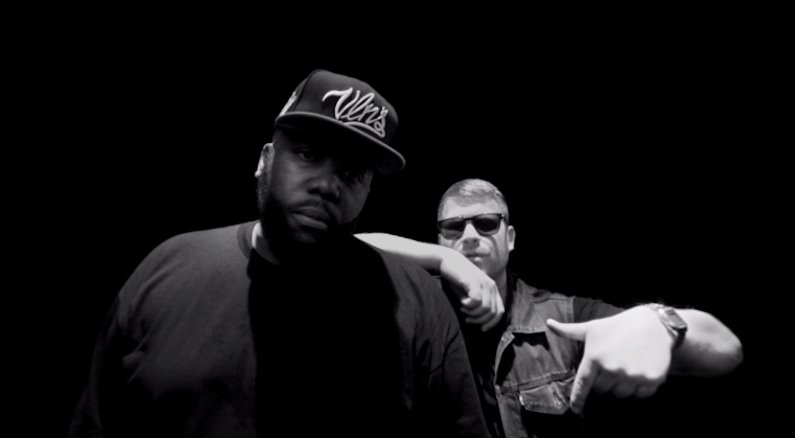 Watch Run the Jewels' (@runjewels) virtual reality