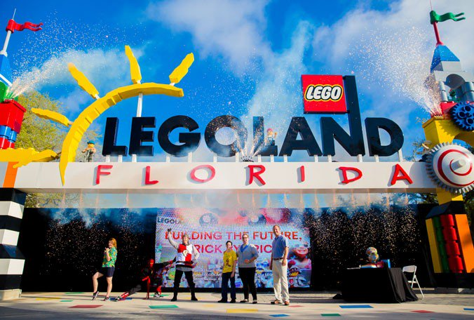 1 DAY ONLY: @LEGOLANDFlorida is offering #BOGO on its annual pass. You must purchase today.