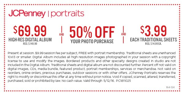jcpenney portraits on twitter