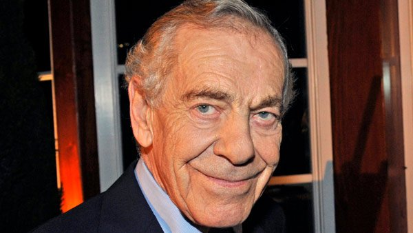 #BREAKING Morley Safer dies at 84.