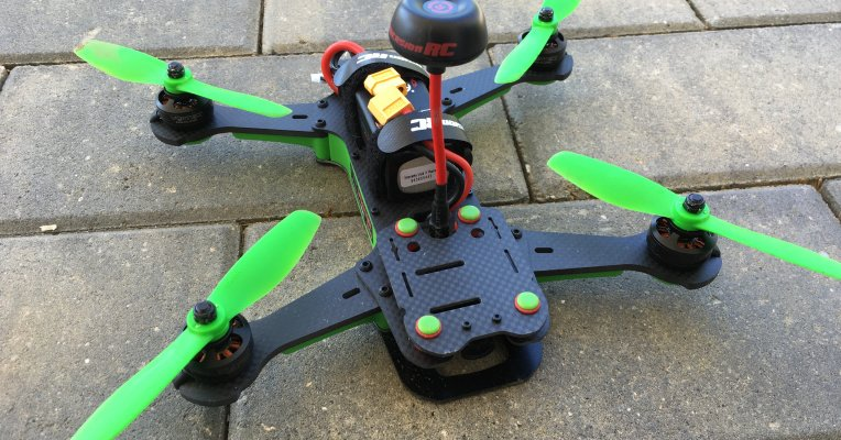 The Vortex 250 is the Lamborghini of racing drones  #Wearables #IoT