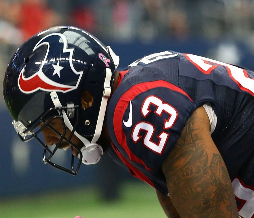 #Texans' Arian Foster expects to pass a physical in the next fewweeks