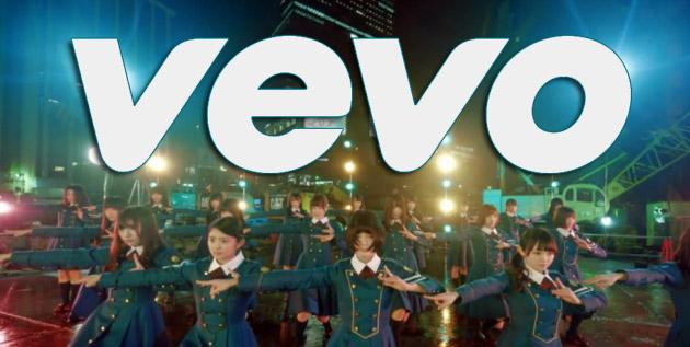 Keyakizaka46 Silent Majority MV is available on VEVO for international fans,   #Ai