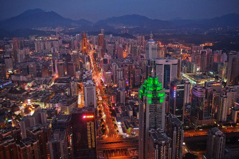 Chinese city Shenzhen is quickly becoming a paradise for innovaotrs in the IoT sector:
