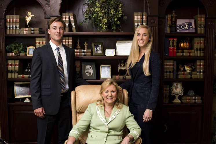 Working for Mom: Family law holds double meaning for Eileen and Ryan Griffin