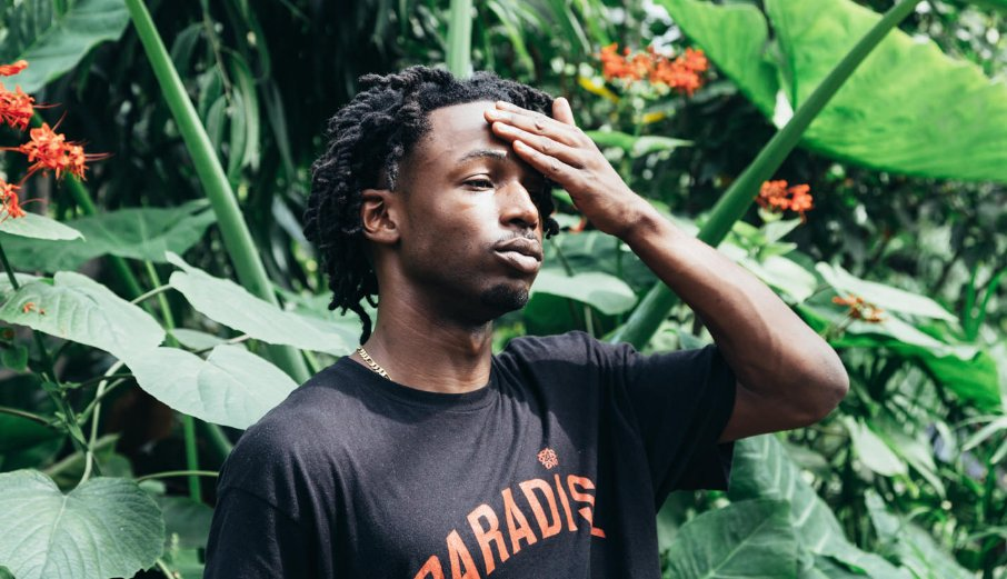 ".@JazzCartier goes 360 in the virtual reality video for ""Red Alert / 10 Roses."""