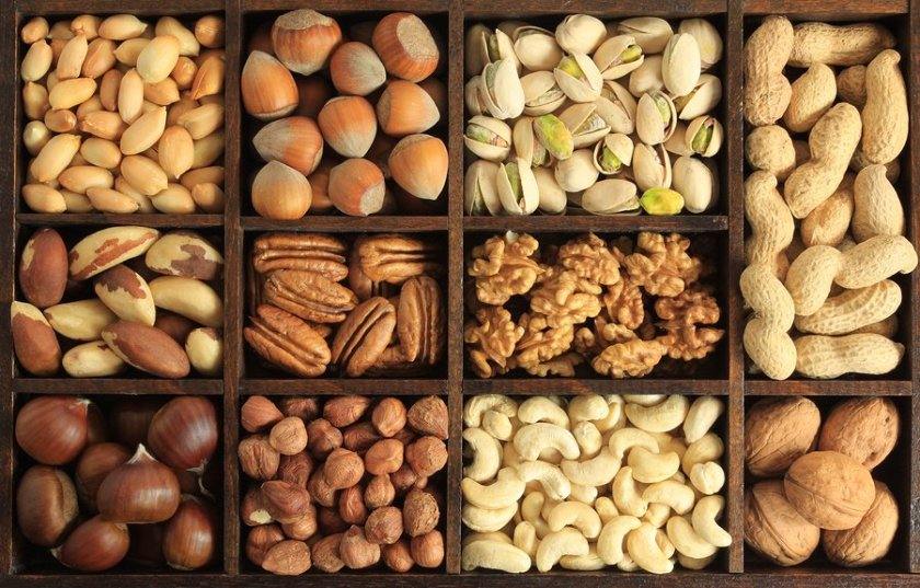 If you're switching to a plant-based diet -- don't forget to add nuts, seeds, & legumes: