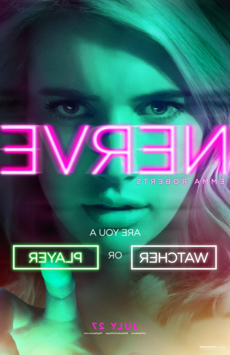 Nerve Trailer Featuring Emma Roberts & Dave Franco 1
