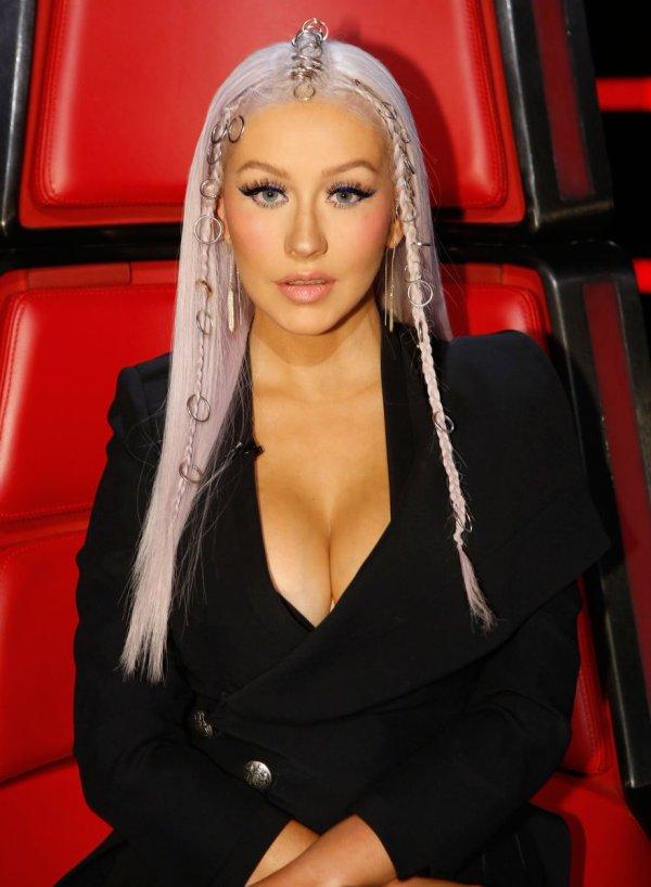 Christina Aguilera Xtina Twitter