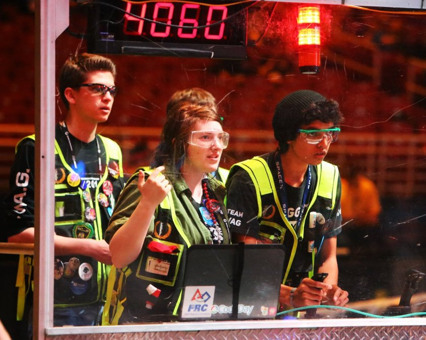 What happens when 29,000+ students come together to compete in STEM?