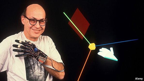 Marvin Minsky, pioneer of artificial intelligence, died on January 24th, aged 88