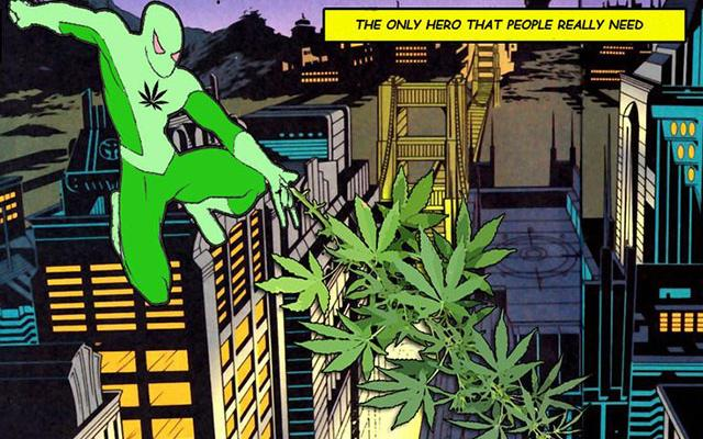 Forget #MyUselessSuperPower - Find Out Your Stoner Superpower With this Quiz!