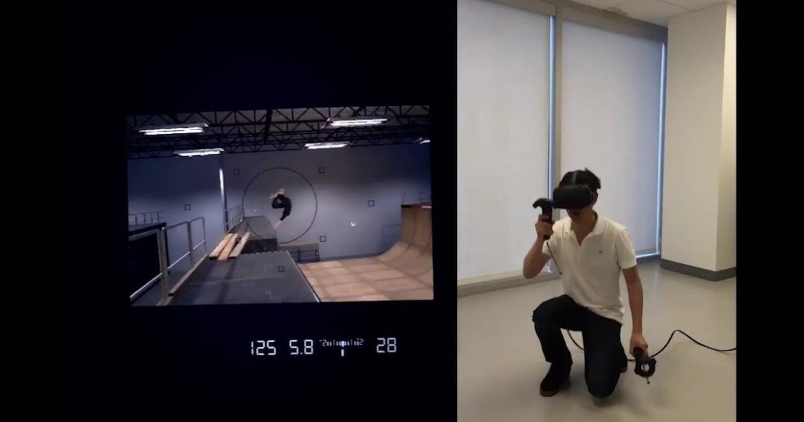This virtual reality game lets you try out different styles of photography:
