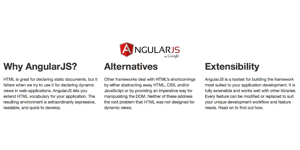 AngularJS  @angularjs #Javascript #Framework HTML enhanced for web apps!