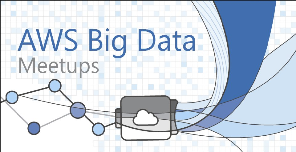 San Francisco AWS #BigData Meetup May 18!