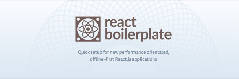 React.js Boilerplate for performance orientated, offline–first React.js applications