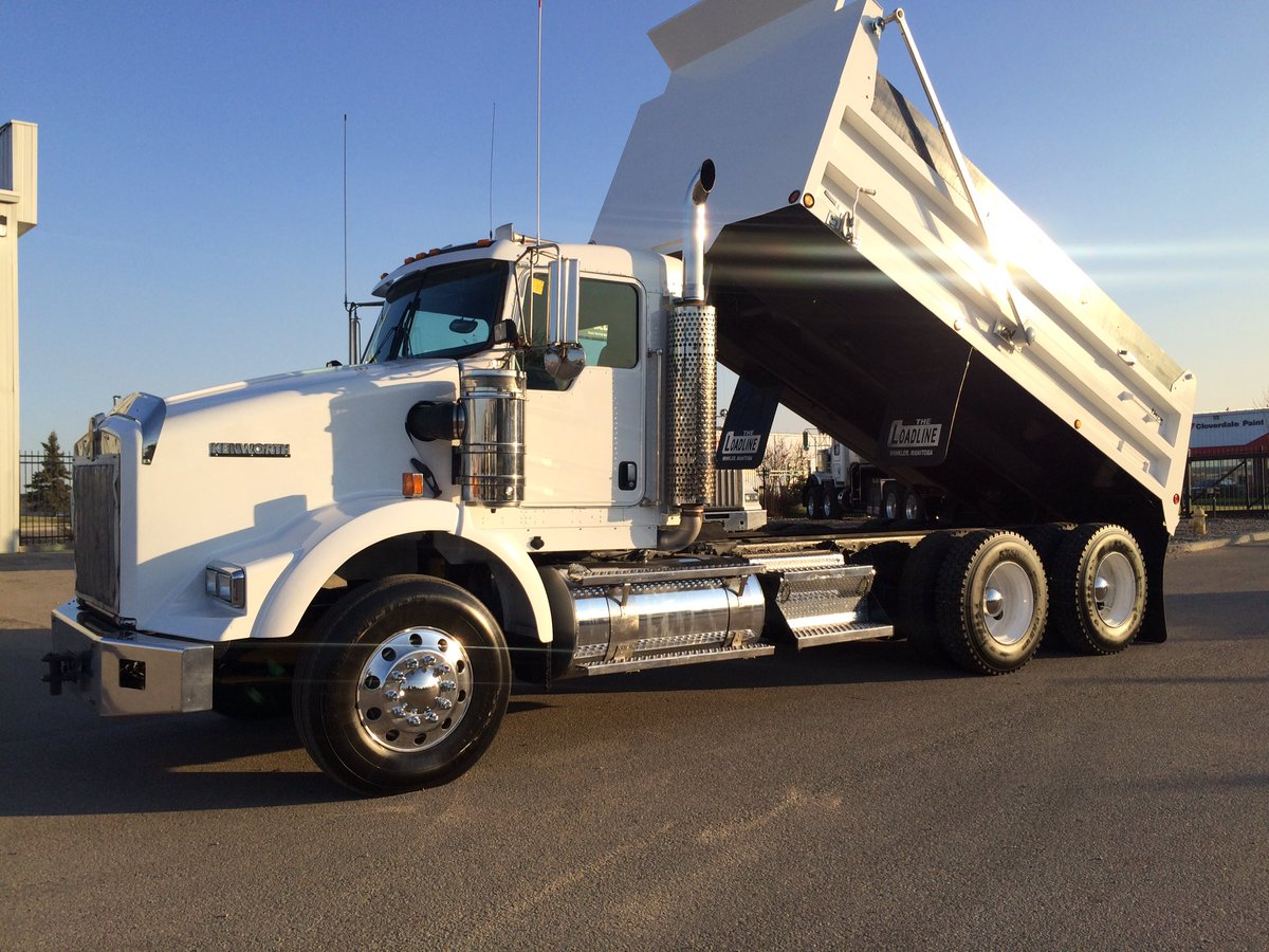 hight resolution of bert downton on twitter for sale 2007 kenworth t800 dump truck at cts winnipeg cat c15 call me any time 306 539 1128