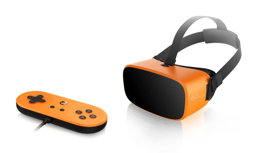Pico Neo is a stand-alone #vr headset that runs on Marshmallow