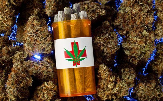 This weeks Radical Rant. Ohio Marches Medical Marijuana Box Canyon.