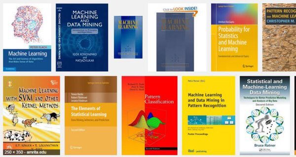 Get 50+ free #DataScience & #MachineLearning Books at  #abdsc #BigData #Analytics