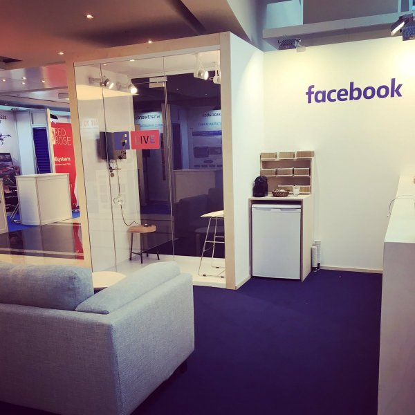 Facebook is on site at the World Humanitarian Summit