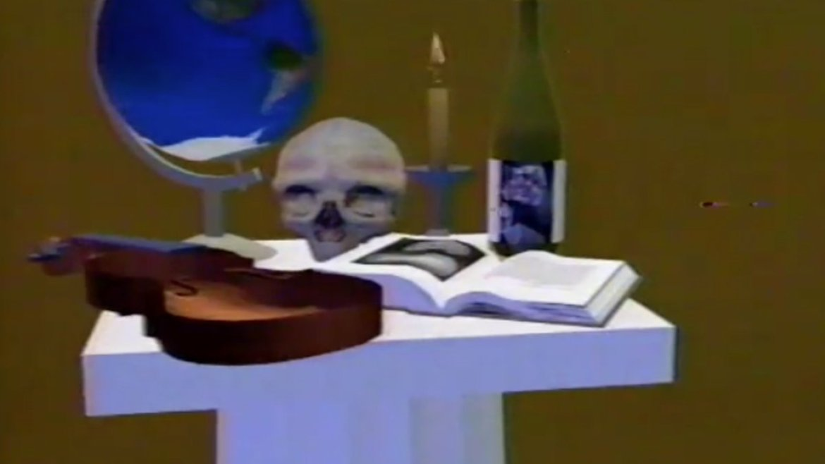 VR music videos from the '90s were pretty wild