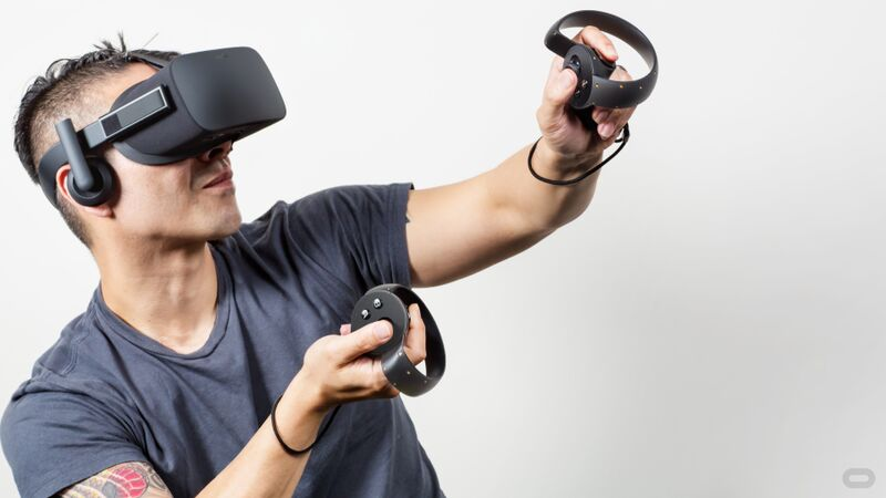 Oculus Rift update designed to remove Vive compatibility backfires