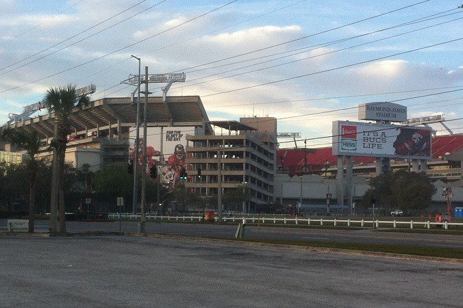 Will Tampa Bay be the host city for another @SuperBowl soon? We'll find out today.