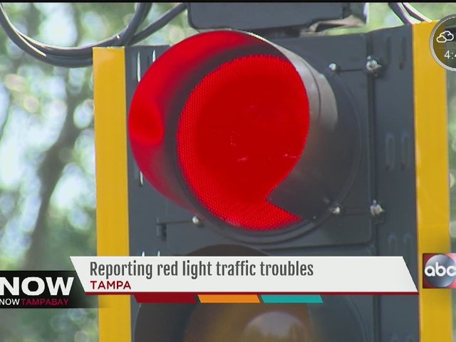 Frustrated by a long red light? @TheNowTampaBay shows you how to report it so #WeCanFixIt!