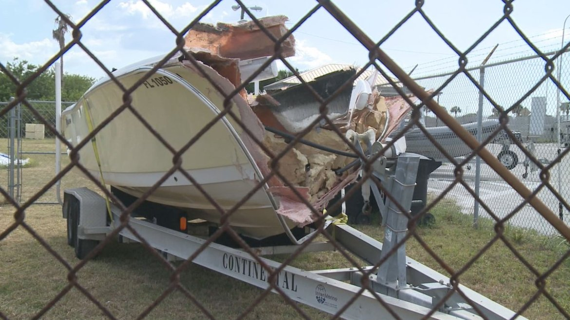Alcohol likely a factor in fatal St. Petersburg boat crash  @jpetramala has the story: