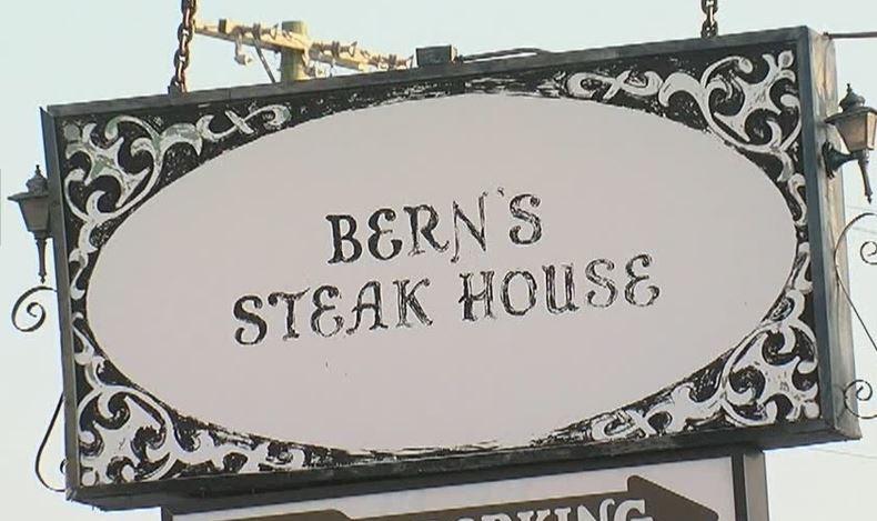 Armed robber preying on Bern's Steak House valets