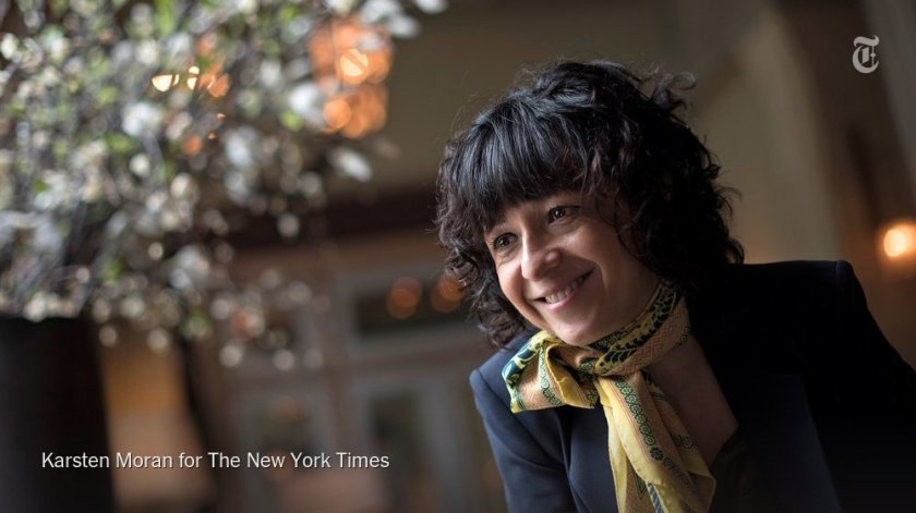 Emmanuelle Charpentier helped pioneer Crispr, and she continues to be driven by science
