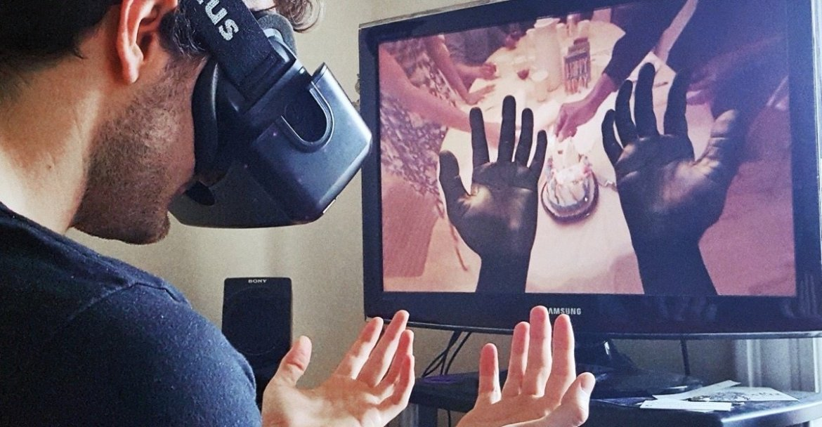 How do you make a young doctor really understand what it's like being 74? Virtual reality.