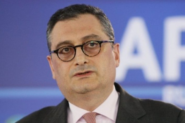 Image result for Russian Deputy Minister Igor Morgúlov