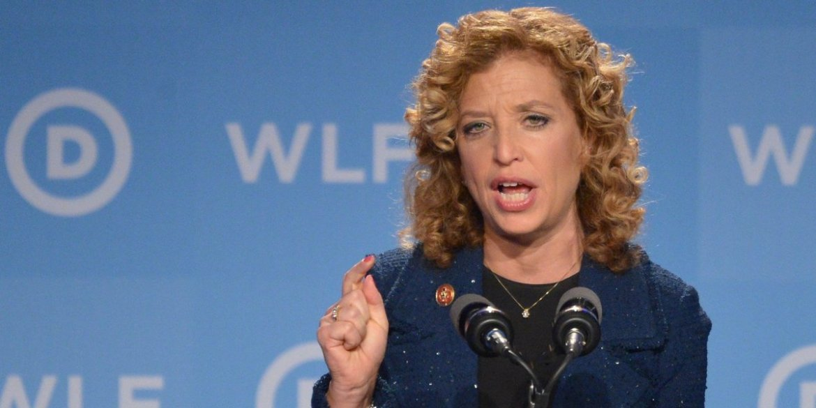 Has Debbie Wasserman Schultz tilted the Dem primary in Clinton's favor? Sanders thinks so...