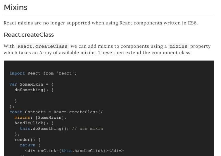 'React.createClass' versus 'extends React.Component' - which one do you prefer?  #ReactJS