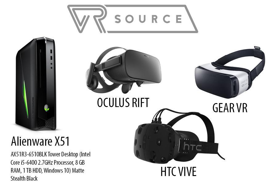 GIVEAWAY: HTC Vive + Oculus Rift + Gear VR + Alienware X51 PC  Mega #Giveaway