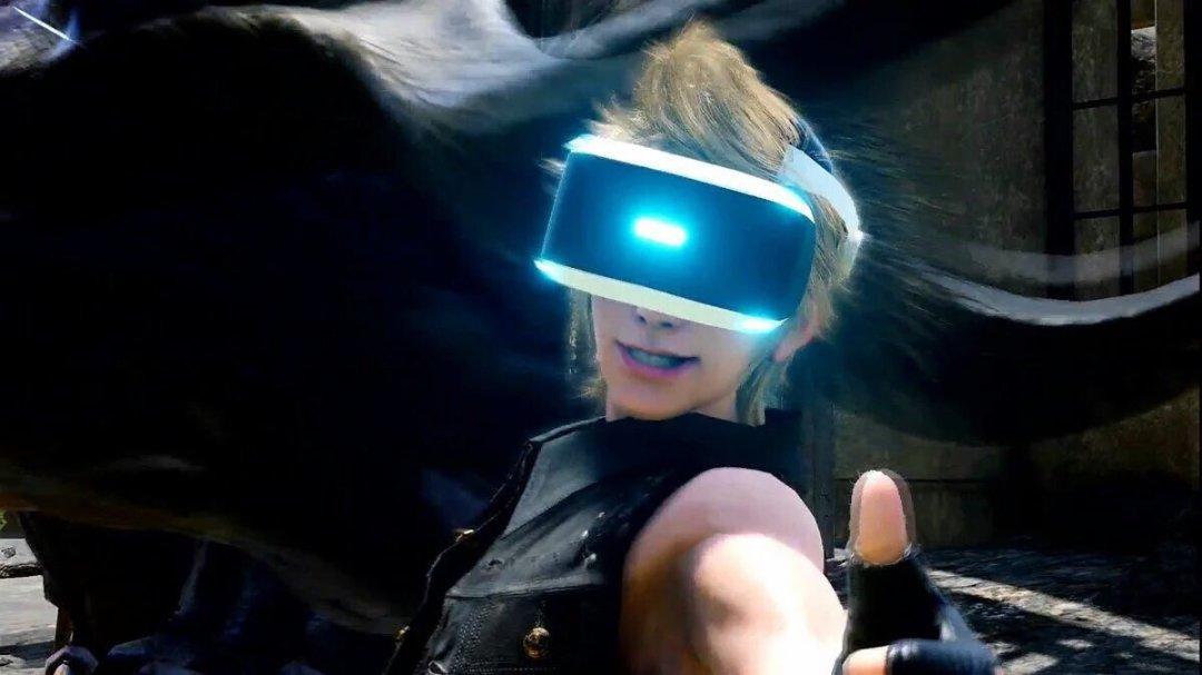 Final Fantasy XV 'VR Experience' Trailer 1