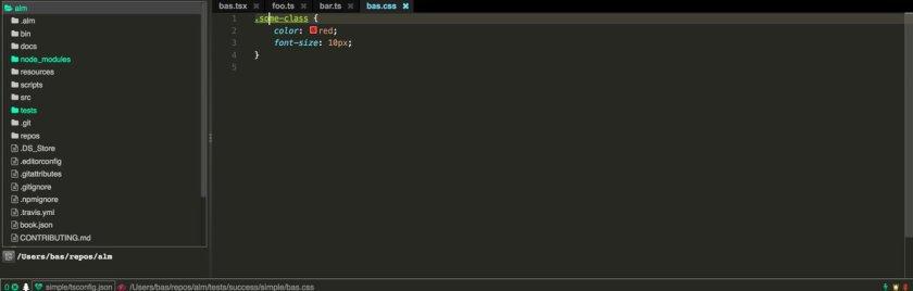 Great progress on migrating #TypeScript  to #Microsoft #Monaco 🌹  #JavaScript #ReactJS