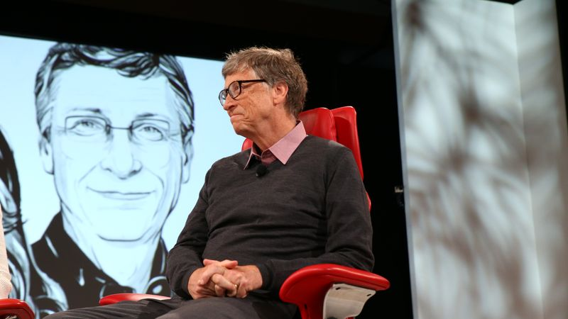 Bill Gates talks about why artificial intelligence  via @Recode