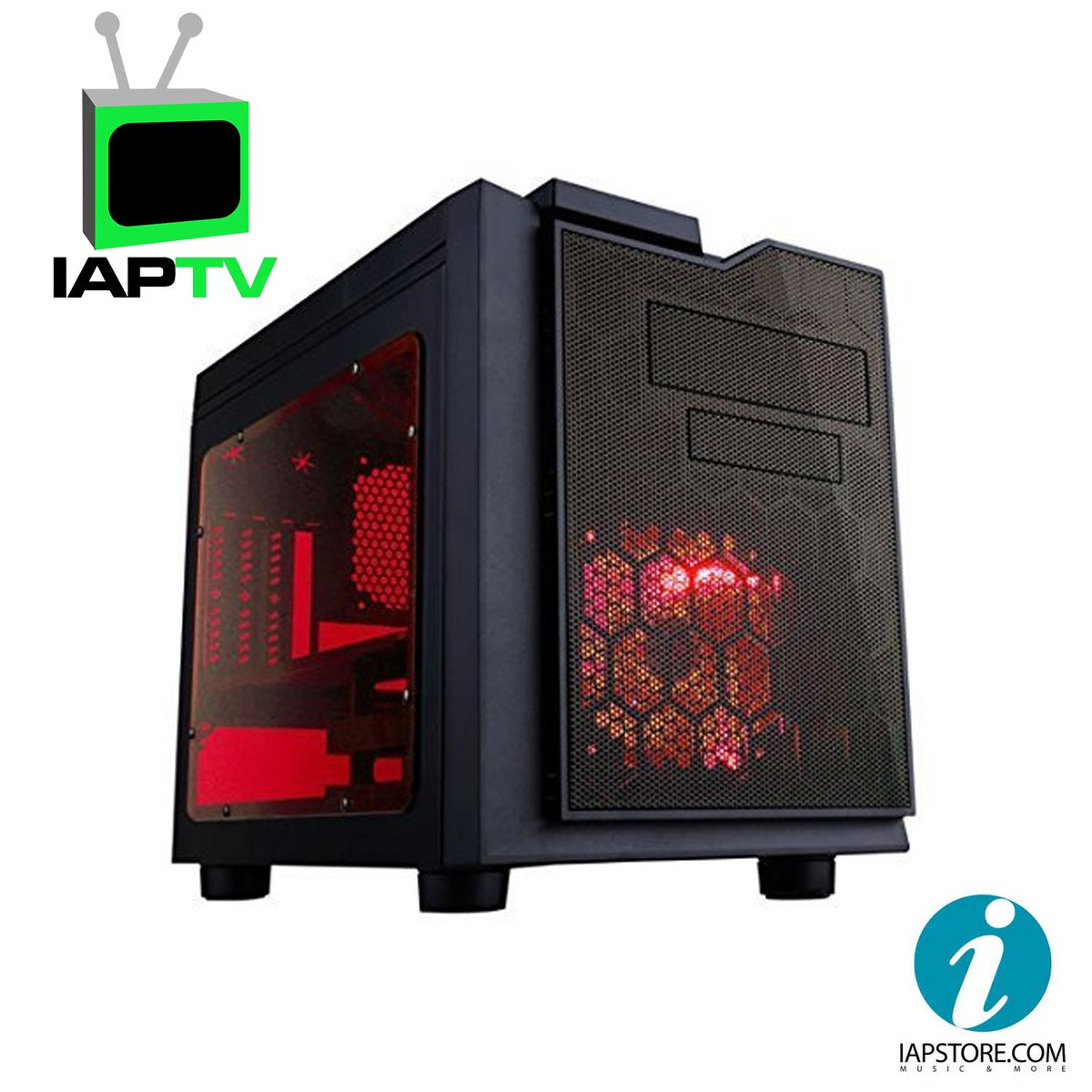 IAPstore Custom Studio Production Computer