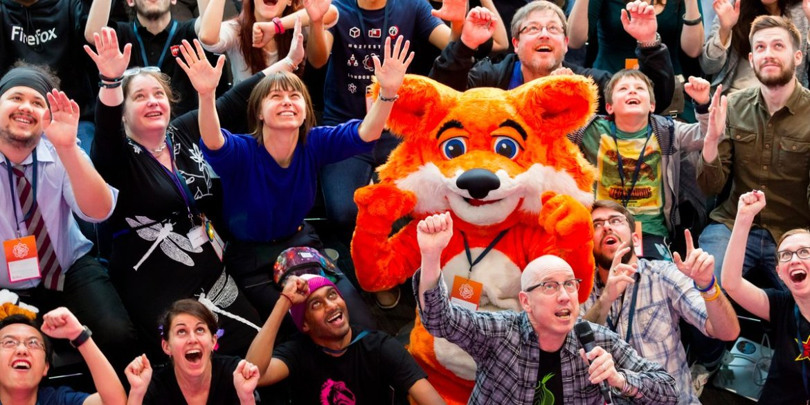 Robots, virtual reality & the future of the Web — submit a #MozFest session proposal today: