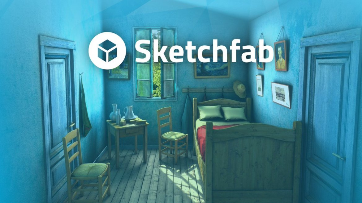 Publish and explore a million things in 3D and VR with @Sketchfab on #GearVR & #Rift!