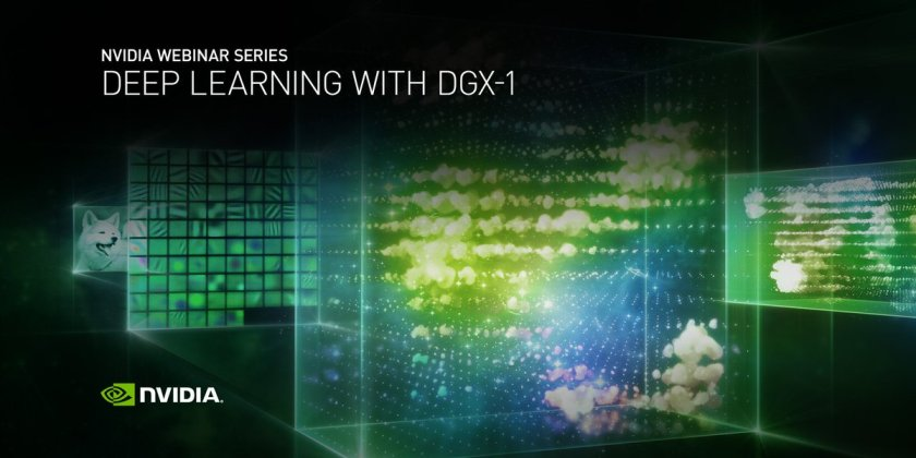The power of GPU-accelerated #deeplearning is a game-changer. Learn how in this #webinar: