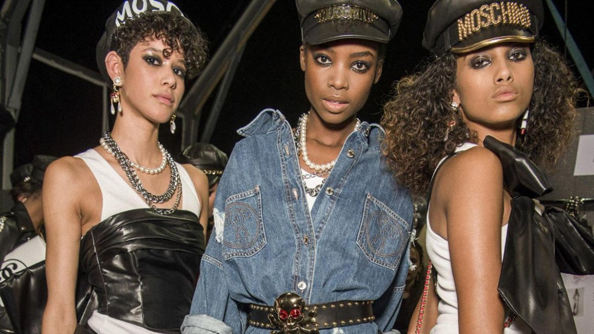.@Moschino to stream Los Angeles show in virtual reality: