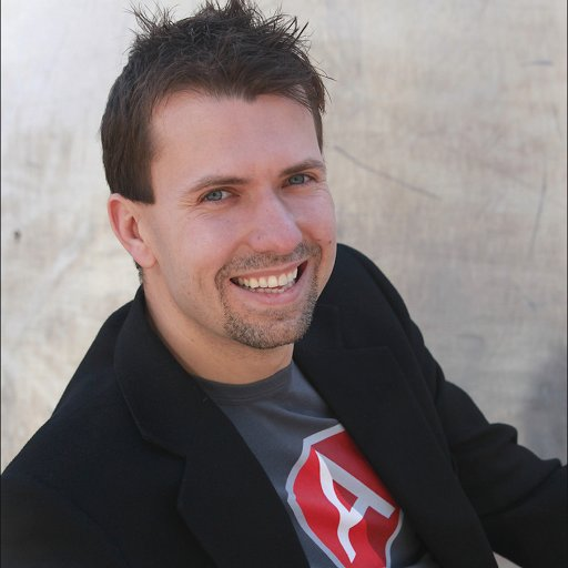 AngularBeers with Miško Hevery. RSVP your spot now! #javascript #AngularJS #Barcelona