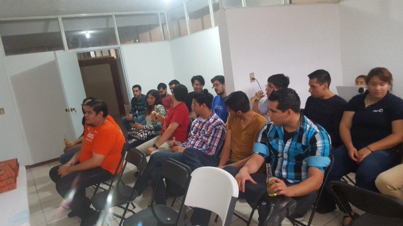 #Aguascalientes #Software #meetup  Eloquent, Elasticsearch/Laravel5.x AngularJS QuickStart