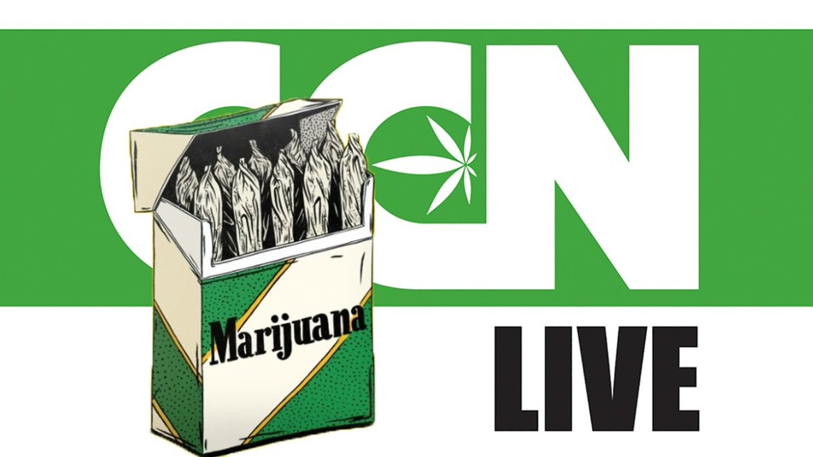 WATCH LIVE NOW on Pot TV Cannabis Culture News LIVE: The Mainstreaming of #Marijuana