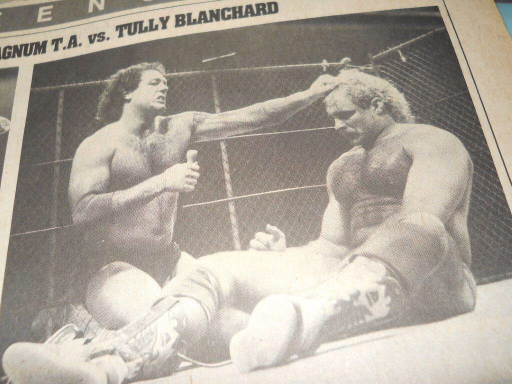 Tully Blanchard returns to #Charlotte for Fanfest Weekend August 4-7!  to secure your spot!